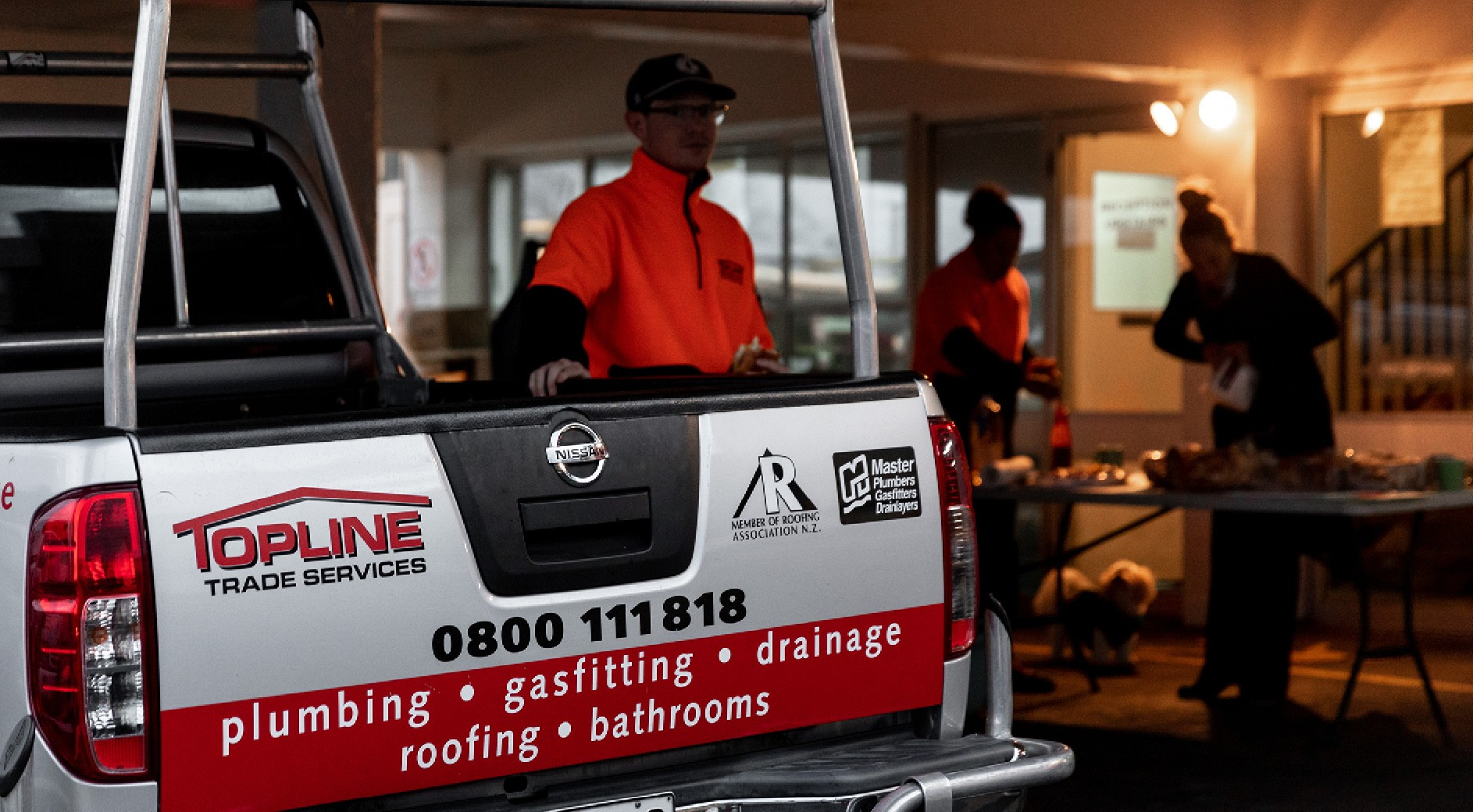 Topline Trade Services Auckland Plumbing Gasfitting And